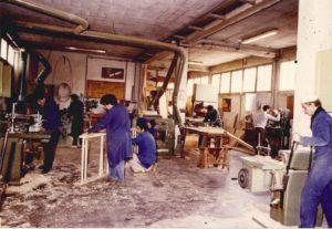 1994 - Centre de Formation pour Apprentis Specialisés - IEPS